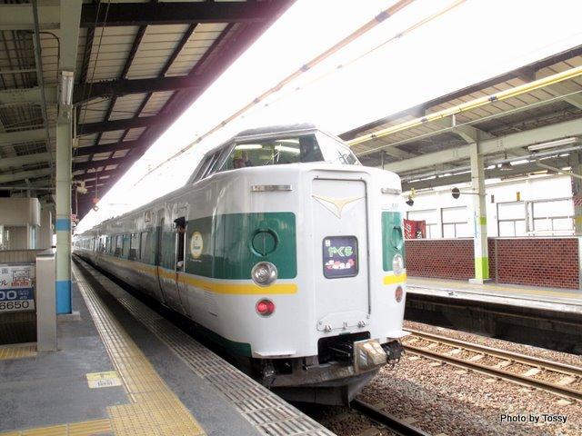 松江駅 やくも