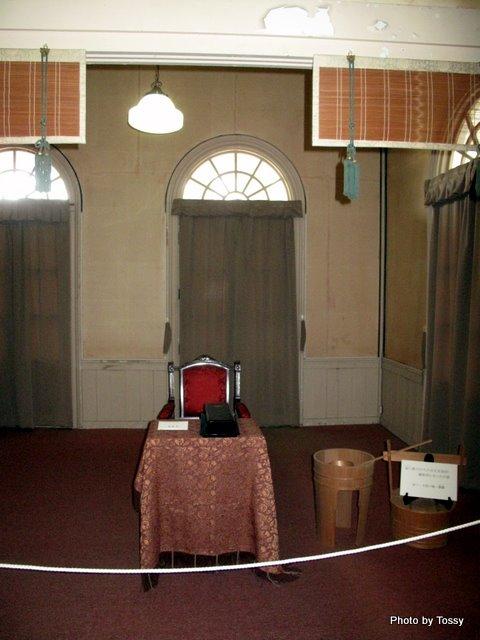 大正天皇の部屋