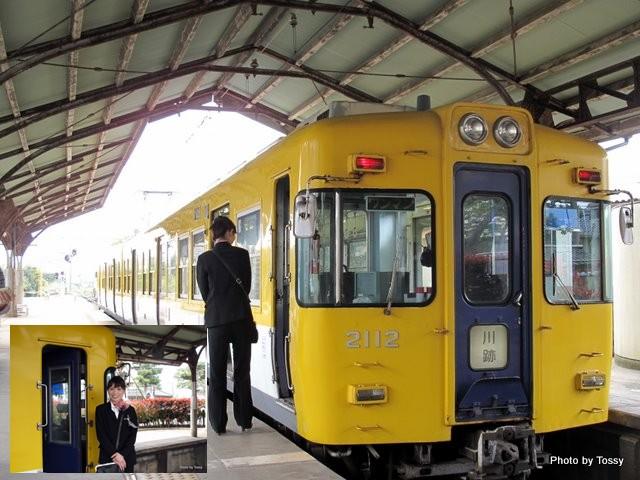 出雲大社駅 デハ2112