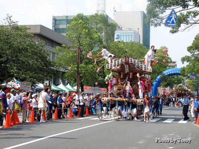 西宮神社だんじり1
