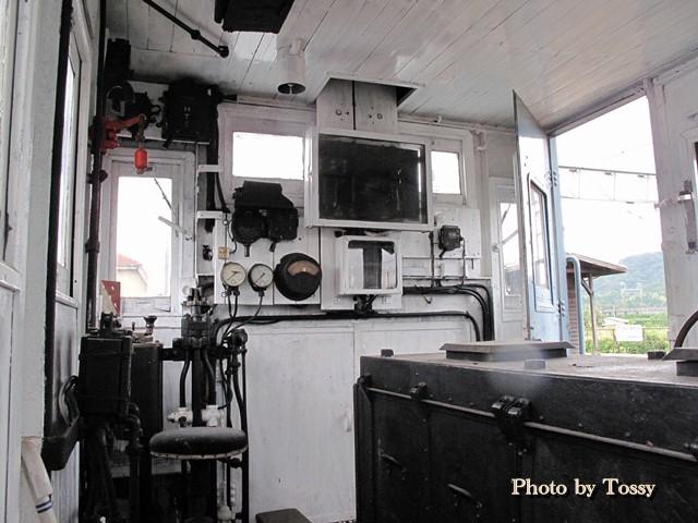 ED31型電気機関車 内部