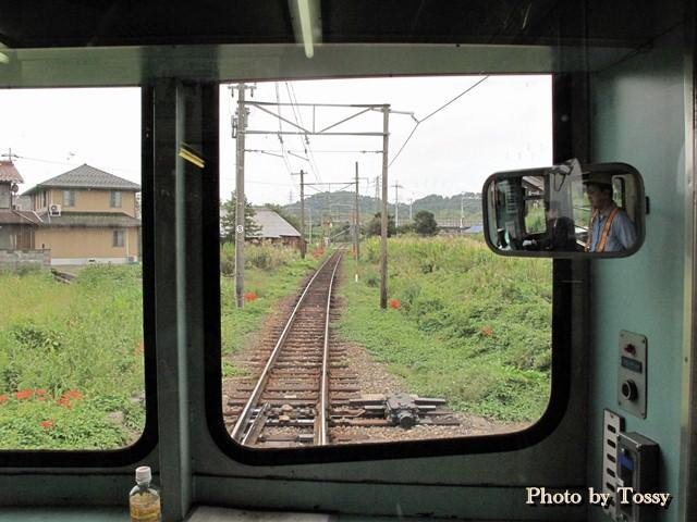 近江鉄道沿線