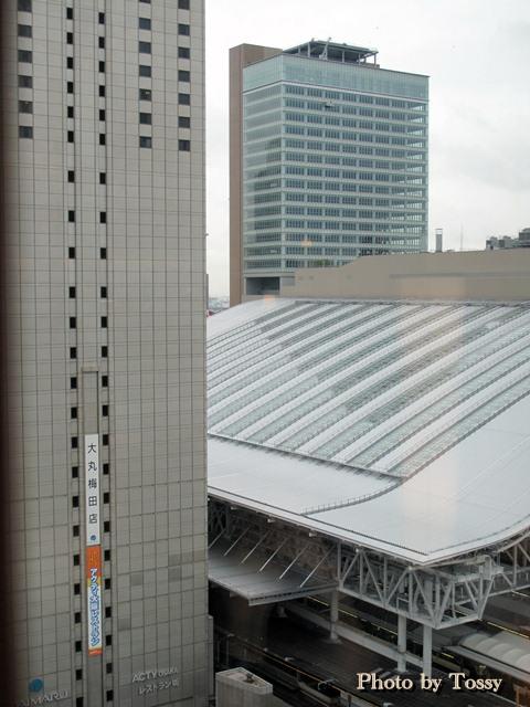 大阪駅大屋根