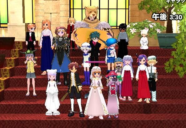 レナ結婚式