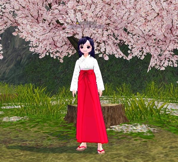 梨花の正装