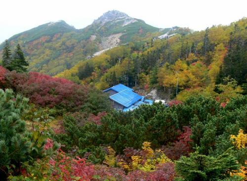 2009.9.18北ア裏銀座 586(山崎)