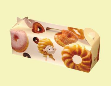 ドーナツ箱