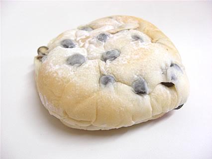 山崎製パン 豆大福風パン(つぶあん&ホイップ) 中身