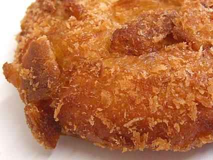 ブーランジェリーFour カレーパン パン粉