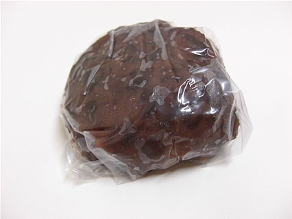 三笠屋餅店 おはぎ(105円)