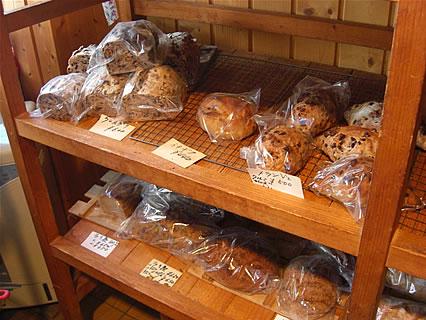 バーニャのパン(Pain bagnat) 店内