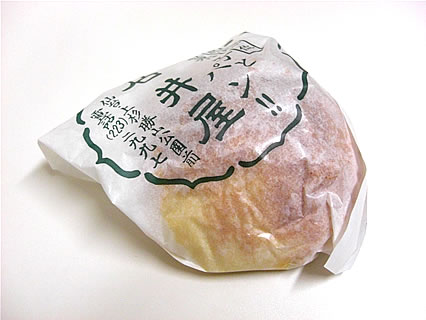 石井屋 メロンパン(126円→100円)