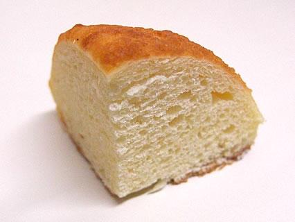 バーニャのパン(Pain bagnat) メロン 断面