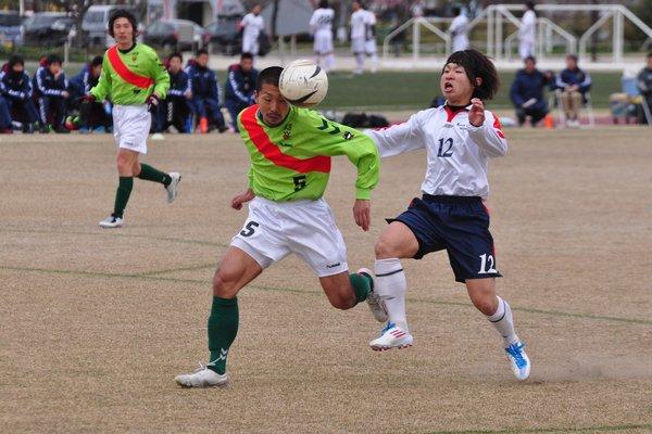 天皇杯2次予選 vs新日鐵名古屋6