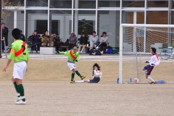 天皇杯2次予選 vs新日鐵名古屋3