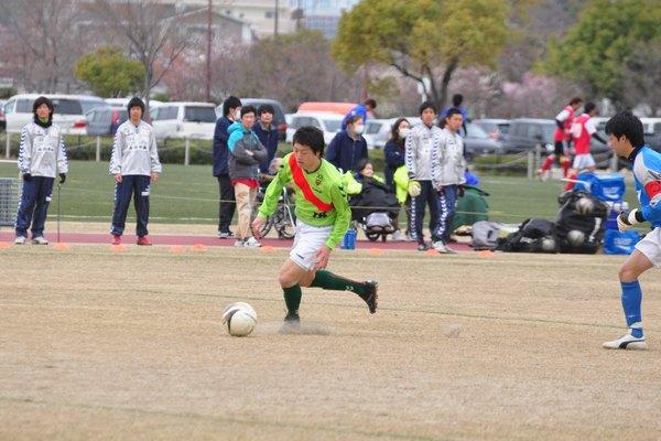 天皇杯2次予選 vs新日鐵名古屋1