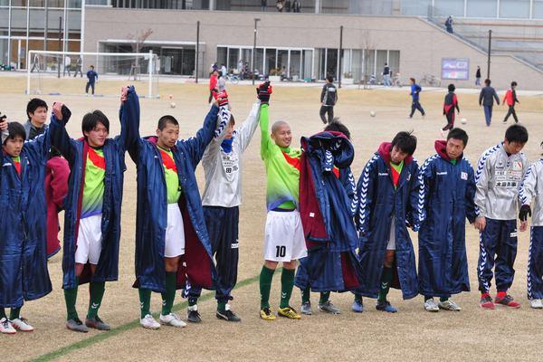 天皇杯2次予選 vs新日鐵名古屋9