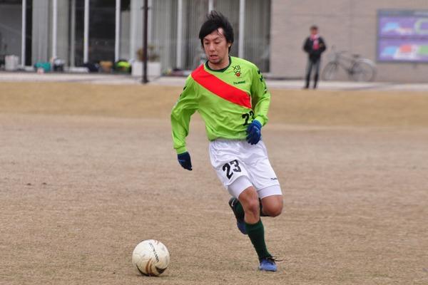 天皇杯2次予選 vs新日鐵名古屋8