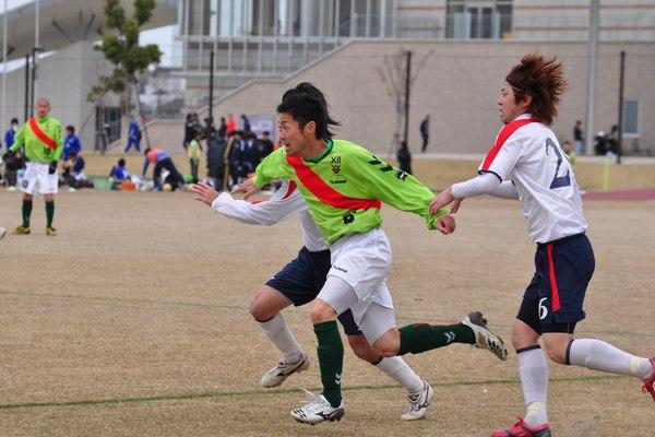 天皇杯2次予選 vs新日鐵名古屋7