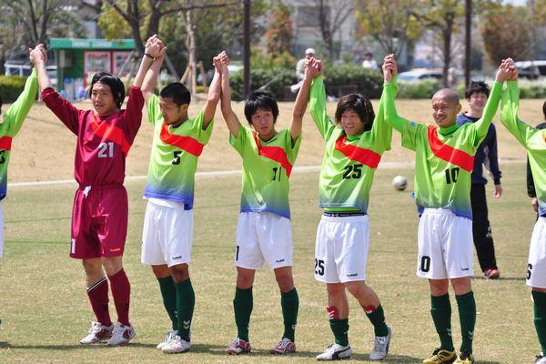 天皇杯2次予選 vs豊田車体6