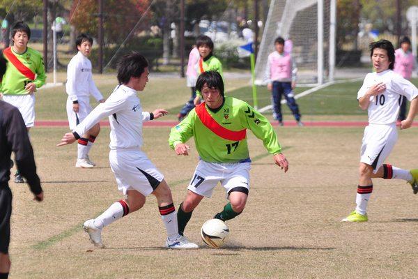 天皇杯2次予選 vs豊田車体3