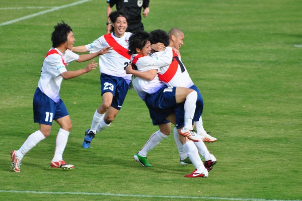 2011東海リーグ第2節 vs矢崎バレンテ5