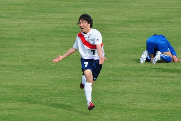 2011東海リーグ第2節 vs矢崎バレンテ4