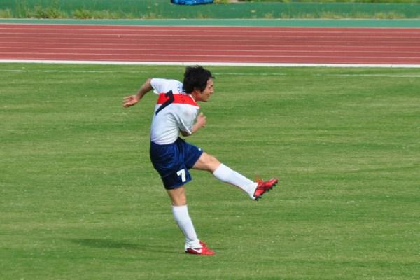 2011東海リーグ第2節 vs矢崎バレンテ2