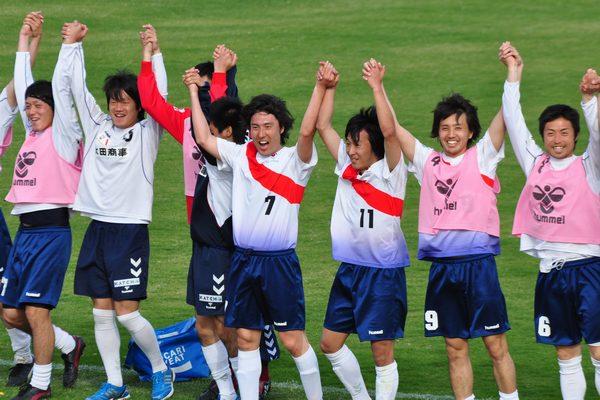 2011東海リーグ第2節 vs矢崎バレンテ9