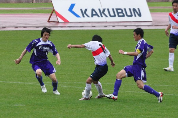 2011東海リーグ第3節vs藤枝市役所1