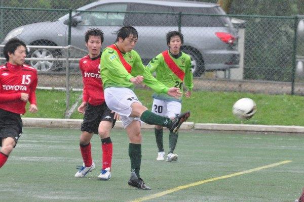 2011東海リーグ第4節 vsトヨタ蹴球団1