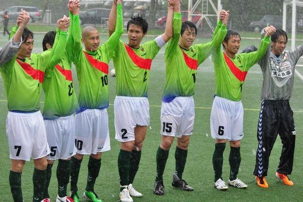 2011東海リーグ第4節 vsトヨタ蹴球団20
