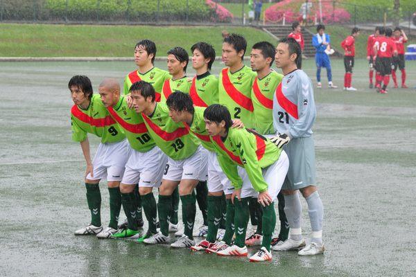 2011東海リーグ第4節 vsトヨタ蹴球団12