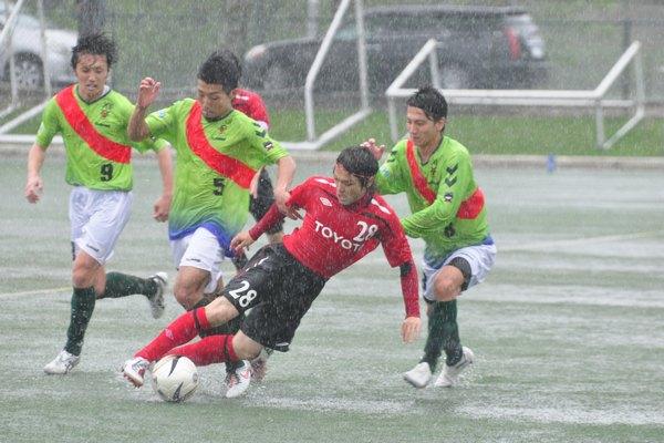 2011東海リーグ第4節 vsトヨタ蹴球団11