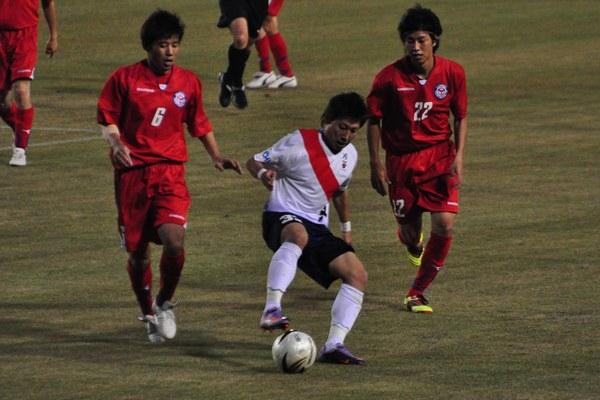 2011東海リーグ第5節 vsマルヤス工業1