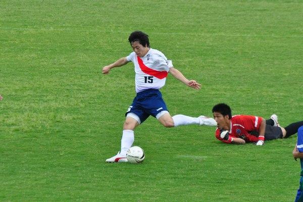 2011東海リーグ第6節 vsFC鈴鹿ランポーレ1