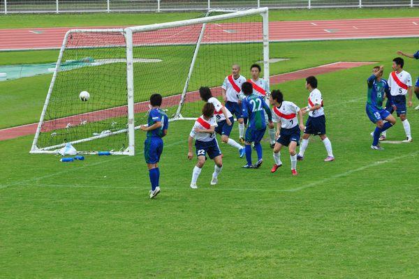 2011東海リーグ第6節 vsFC鈴鹿ランポーレ2