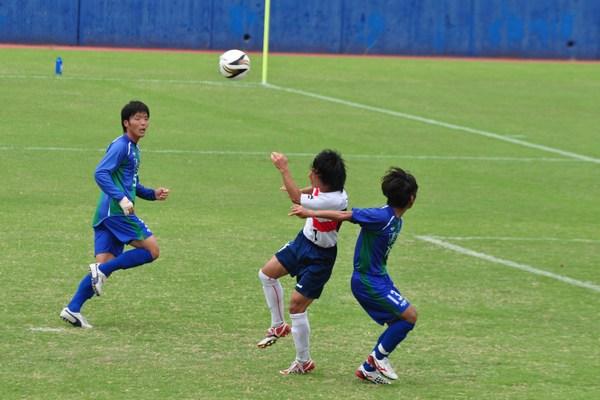 2011全社東海予選vsFC鈴鹿ランポーレ3