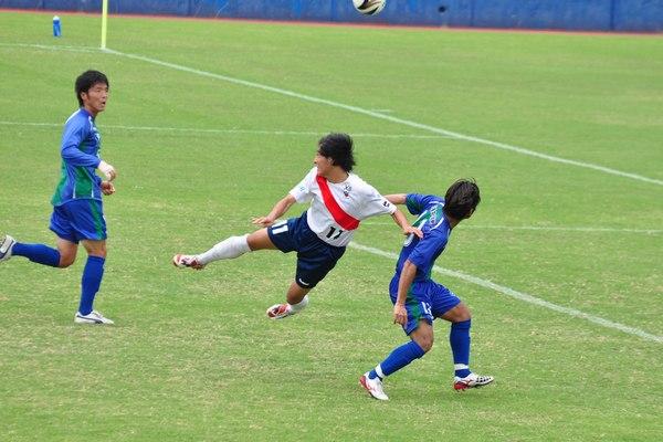 2011全社東海予選vsFC鈴鹿ランポーレ4
