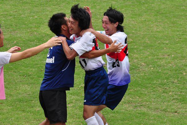 2011全社東海予選vsFC鈴鹿ランポーレ1