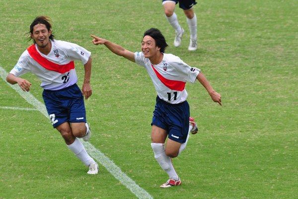 2011全社東海予選vsFC鈴鹿ランポーレ7