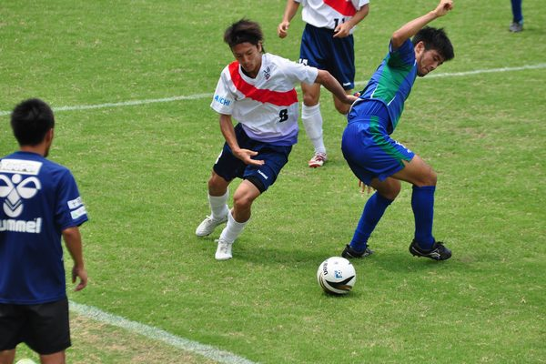 2011全社東海予選vsFC鈴鹿ランポーレ20