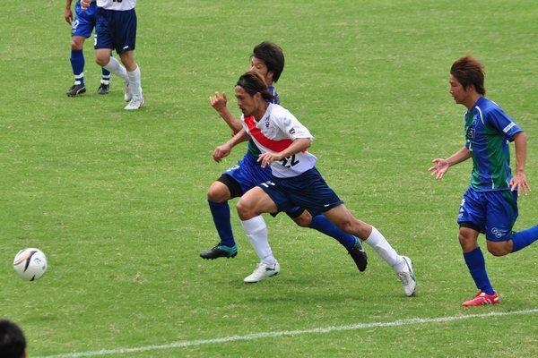 2011全社東海予選vsFC鈴鹿ランポーレ21