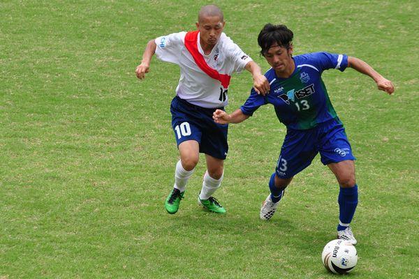 2011全社東海予選vsFC鈴鹿ランポーレ23