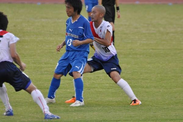 2011東海リーグ第9節 vs矢崎バレンテ6