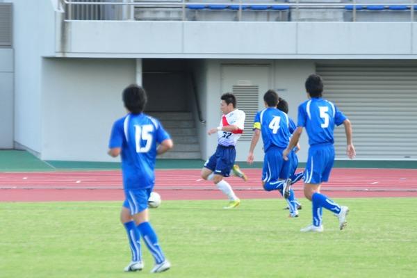 2011東海リーグ第9節 vs矢崎バレンテ3