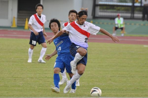 2011東海リーグ第9節 vs矢崎バレンテ5