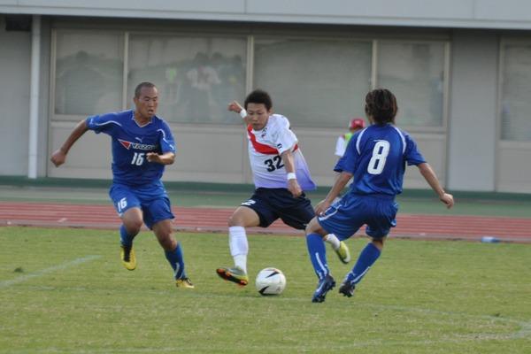 2011東海リーグ第9節 vs矢崎バレンテ4