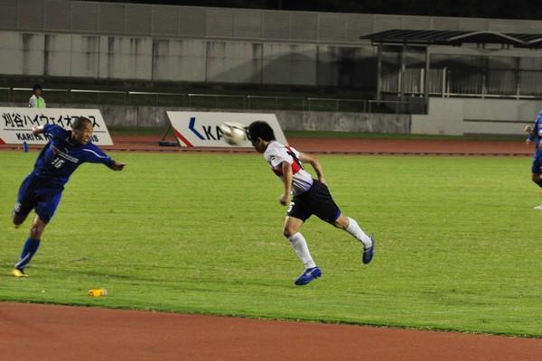2011東海リーグ第9節 vs矢崎バレンテ1