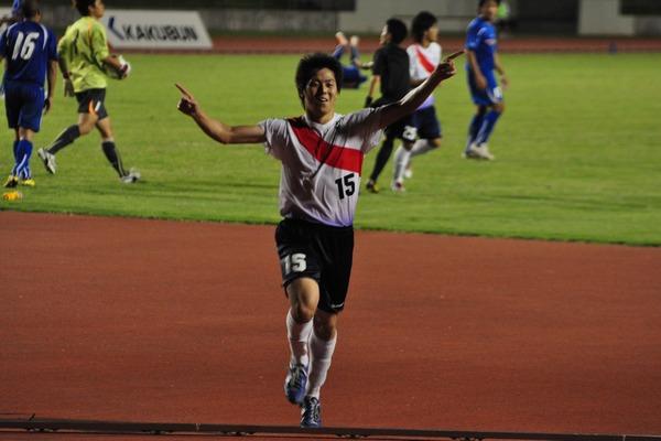 2011東海リーグ第9節 vs矢崎バレンテ2